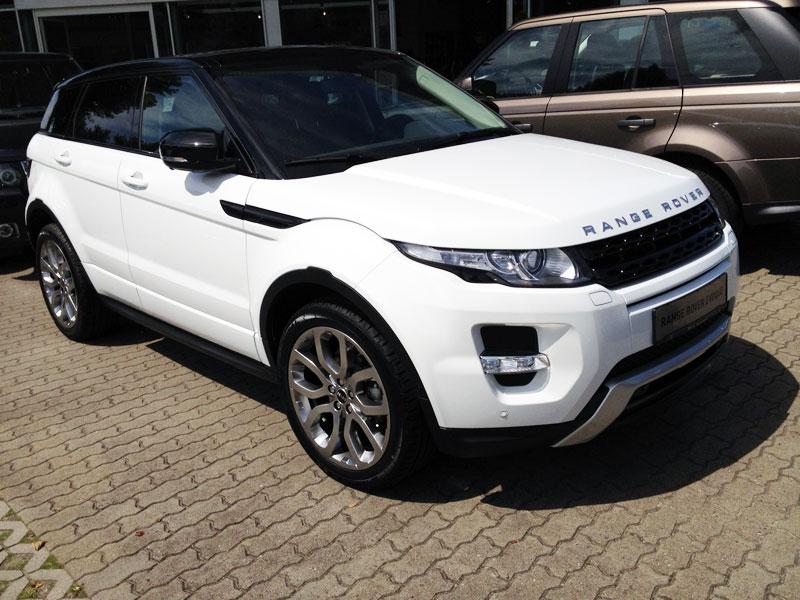 Evoque von Range Rover