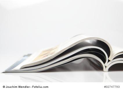 Zeitschriften als Druckerzeugnis aus einer Online Druckerei