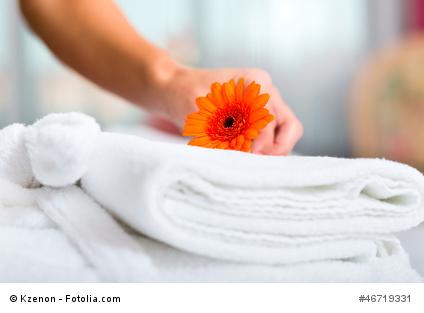 Handtücher und Handtuchdicke