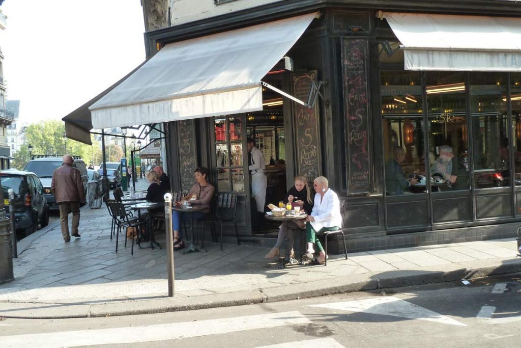 Familienurlaub Paris