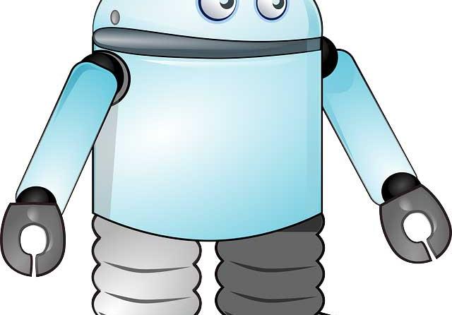 Sauroboter-Wischroboter
